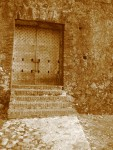Door at the Citadel