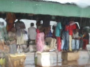 In Kigali....