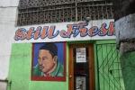 I love Barbershops in Haiti! ©Lodz Joseph