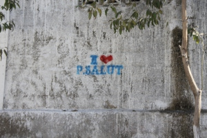 I LOVE Port Salut! ©Lodz Joseph