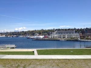 Sunny Seattle?!